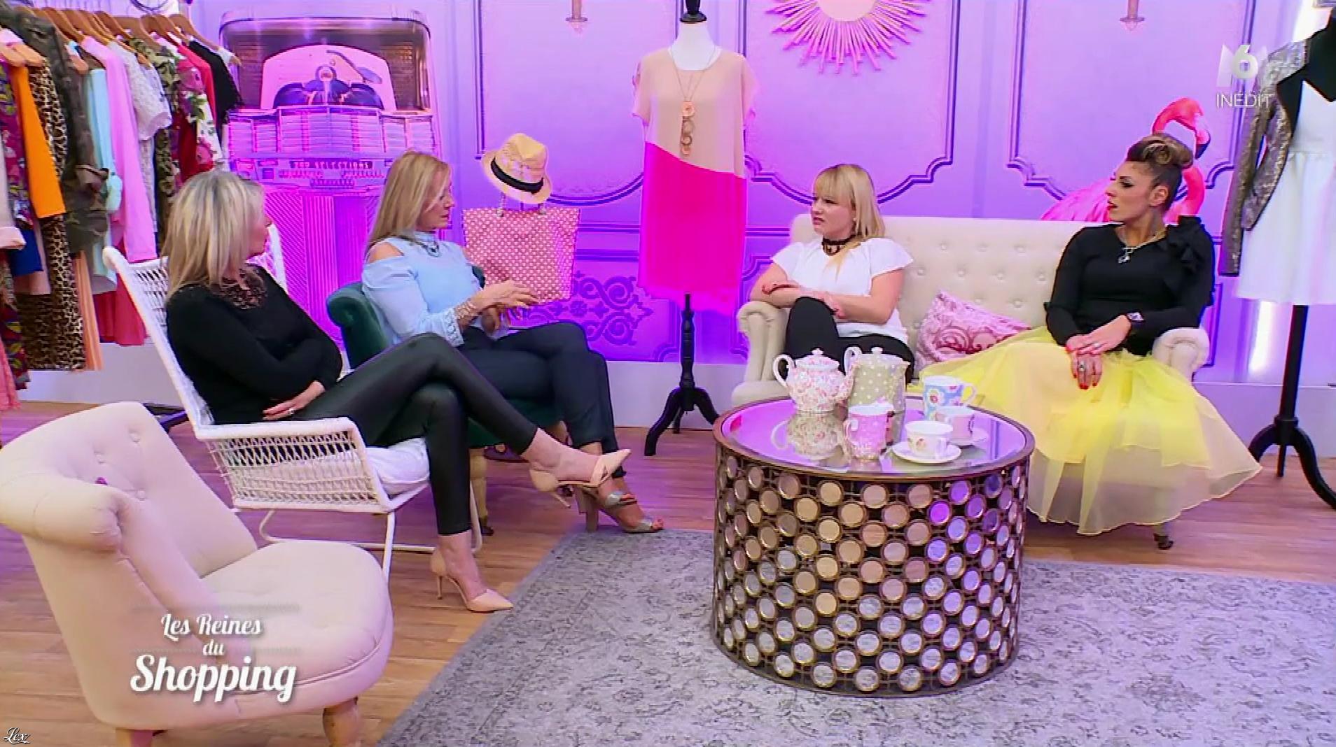 Une Candidate dans les Reines du Shopping. Diffusé à la télévision le 19/07/17.