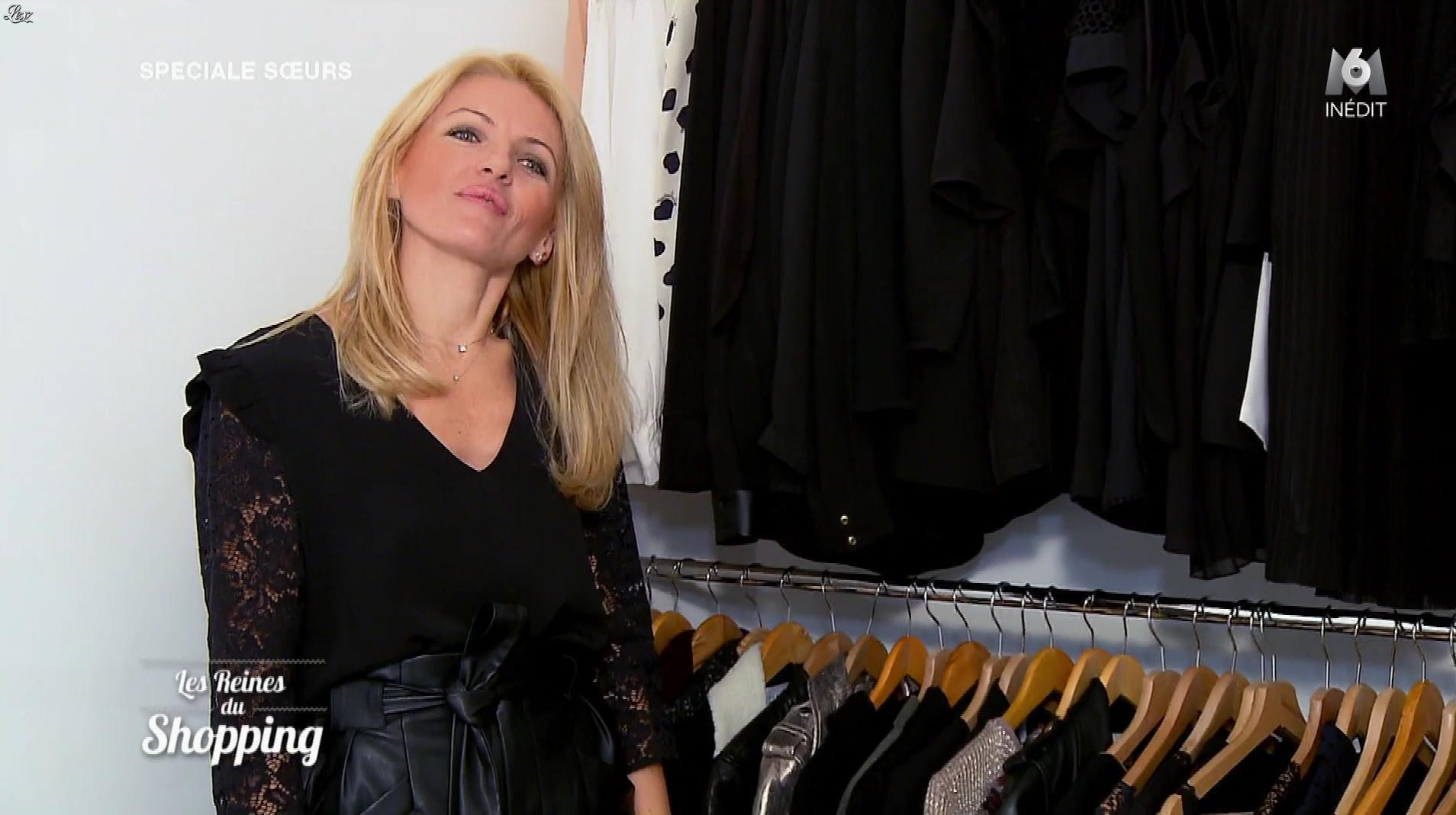 Une Candidate dans les Reines du Shopping. Diffusé à la télévision le 28/04/17.