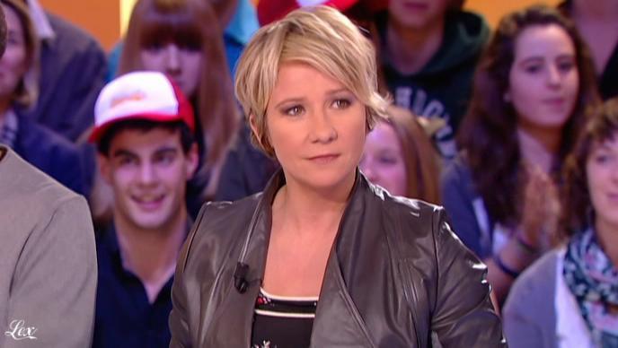 Ariane Massenet dans le Grand Journal De Canal Plus. Diffusé à la télévision le 11/02/11.