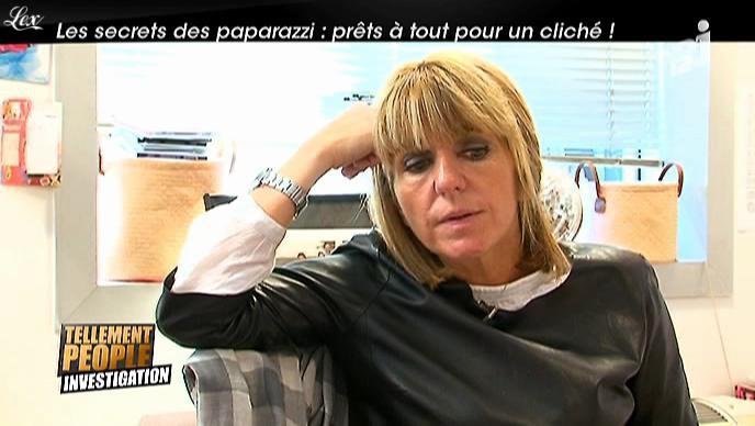 Laurence Pieau dans Tellement People Investigation. Diffusé à la télévision le 03/03/11.