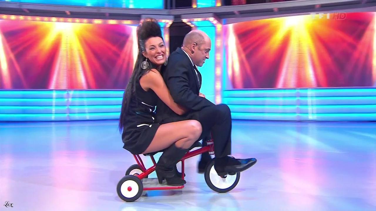 Fanny Veyrac dans le Juste Prix. Diffusé à la télévision le 22/11/11.