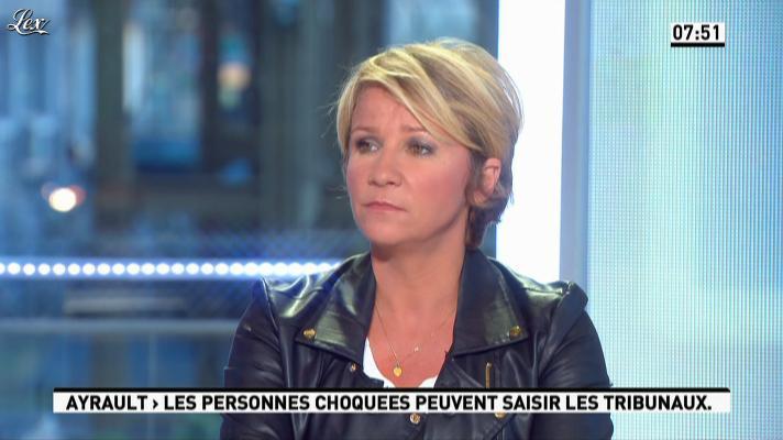 Ariane Massenet dans la Matinale. Diffusé à la télévision le 19/09/12.
