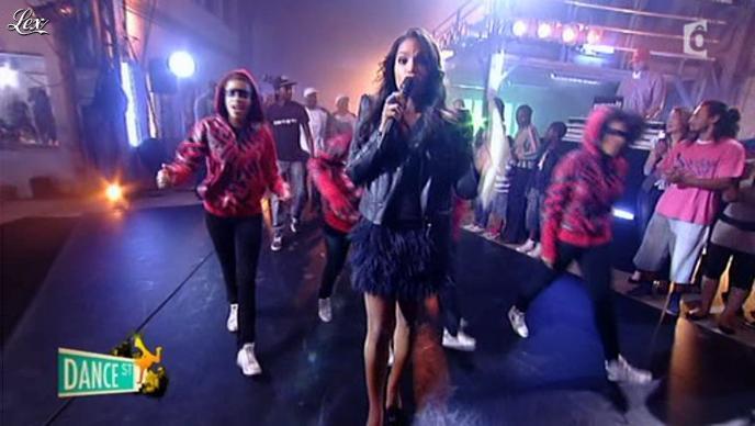 Audrey Chauveau dans Dance Street. Diffusé à la télévision le 23/11/11.