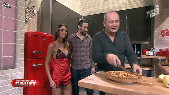 Cristal Cruze dans Bienvenue Chez Cauet. Diffusé à la télévision le 03/12/11.