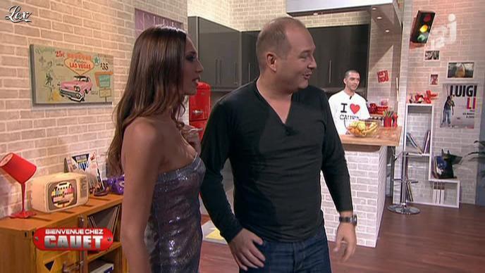 Cristal Cruze dans Bienvenue Chez Cauet. Diffusé à la télévision le 10/12/11.