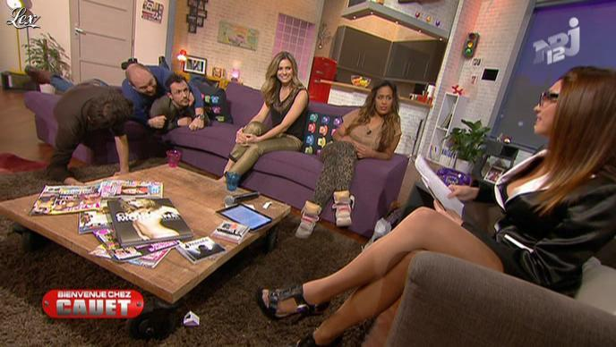 Cristal Cruze dans Bienvenue Chez Cauet. Diffusé à la télévision le 24/03/12.
