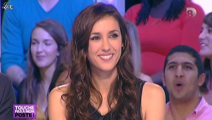 Elise Chassaing dans Touche pas à Mon Poste. Diffusé à la télévision le 08/10/12.