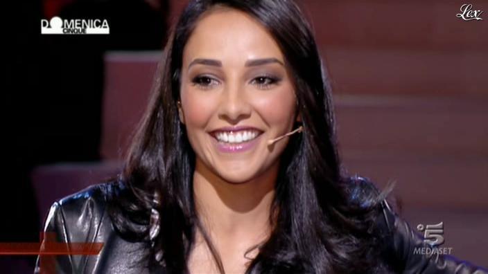 Juliana Moreira dans DomeniÇa 5. Diffusé à la télévision le 12/02/12.