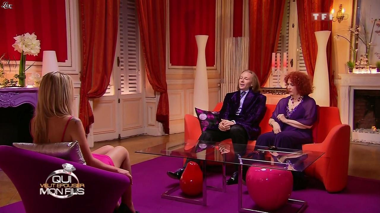 Karen dans Qui Veut Epouser Mon Fils. Diffusé à la télévision le 02/11/12.