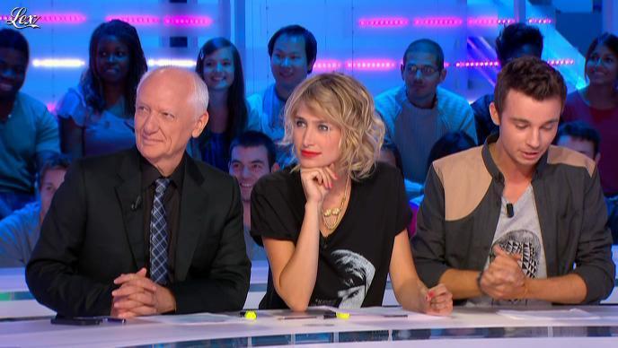 Pauline Lefèvre dans la Nouvelle Edition. Diffusé à la télévision le 07/09/12.