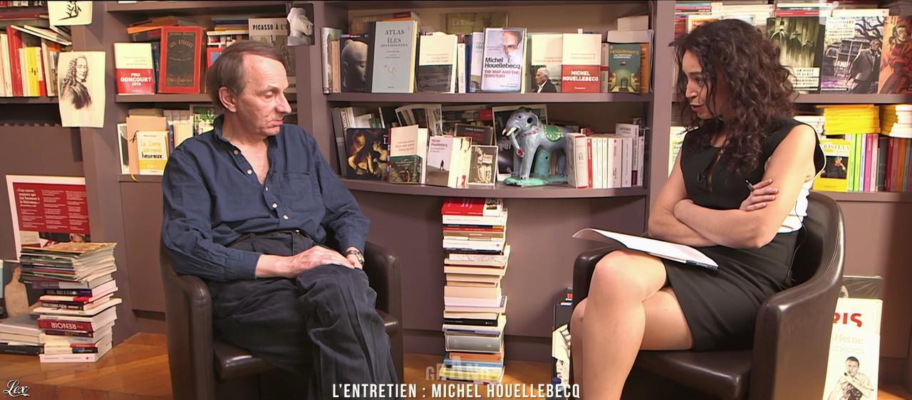 Aïda Touihri dans Grand Public. Diffusé à la télévision le 02/05/13.