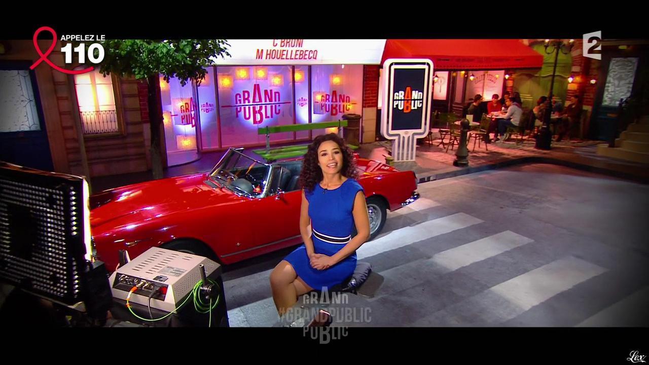 Aïda Touihri dans Grand Public. Diffusé à la télévision le 05/04/13.