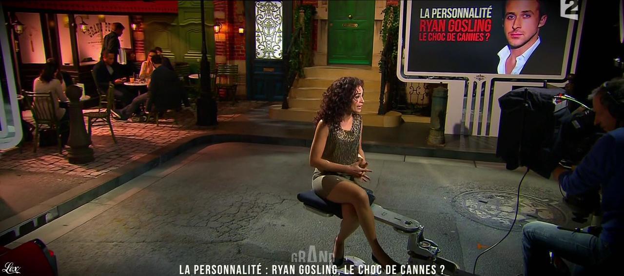 Aïda Touihri dans Grand Public. Diffusé à la télévision le 16/05/13.
