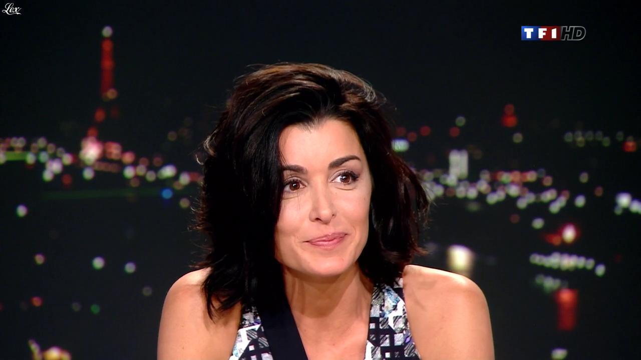 Jenifer Bartoli dans le 20h. Diffusé à la télévision le 17/03/13.