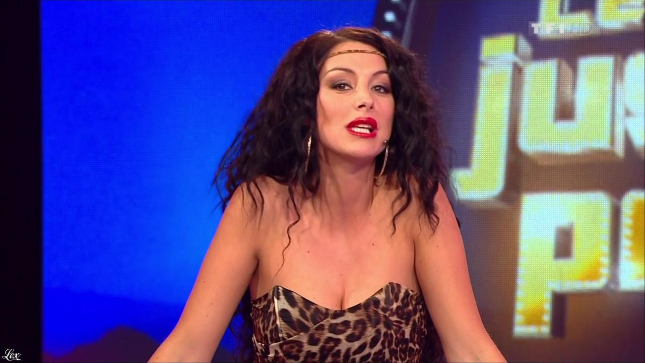 Fanny Veyrac dans le Juste Prix. Diffusé à la télévision le 04/02/13.