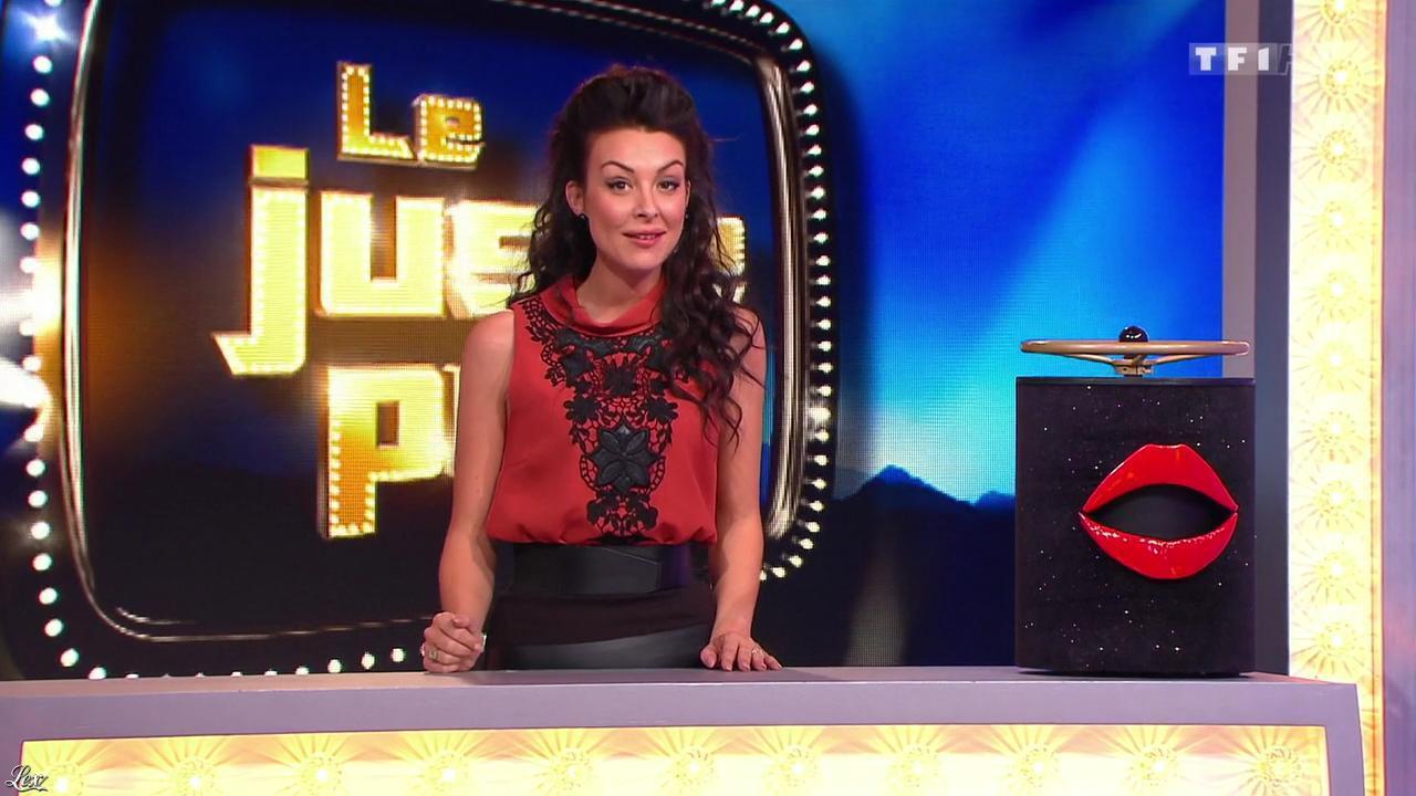Fanny Veyrac dans le Juste Prix. Diffusé à la télévision le 05/11/13.
