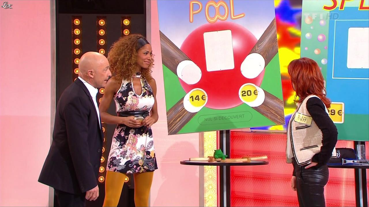 Les Gafettes, Inconnue et Doris Rouesne dans le Juste Prix. Diffusé à la télévision le 04/02/13.