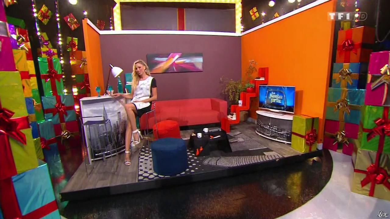 Nadia Aydanne dans le Juste Prix. Diffusé à la télévision le 05/11/13.