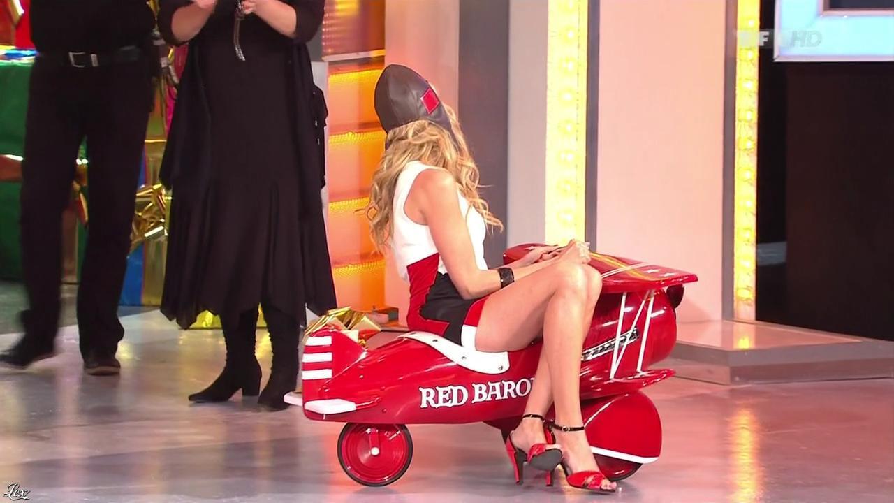 Nadia Aydanne dans le Juste Prix. Diffusé à la télévision le 09/01/13.