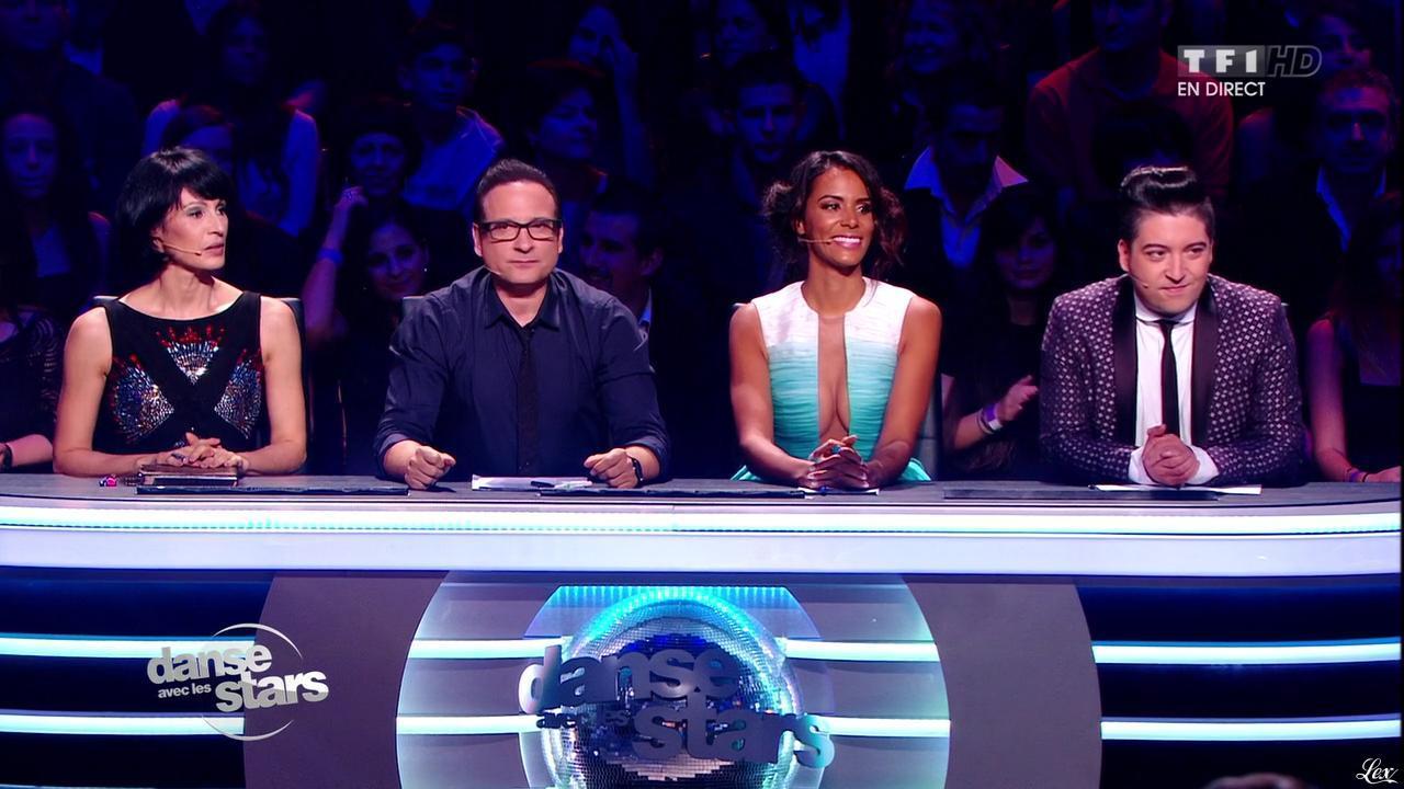 Shy m'dans Danse Avec les Stars. Diffusé à la télévision le 19/10/13.