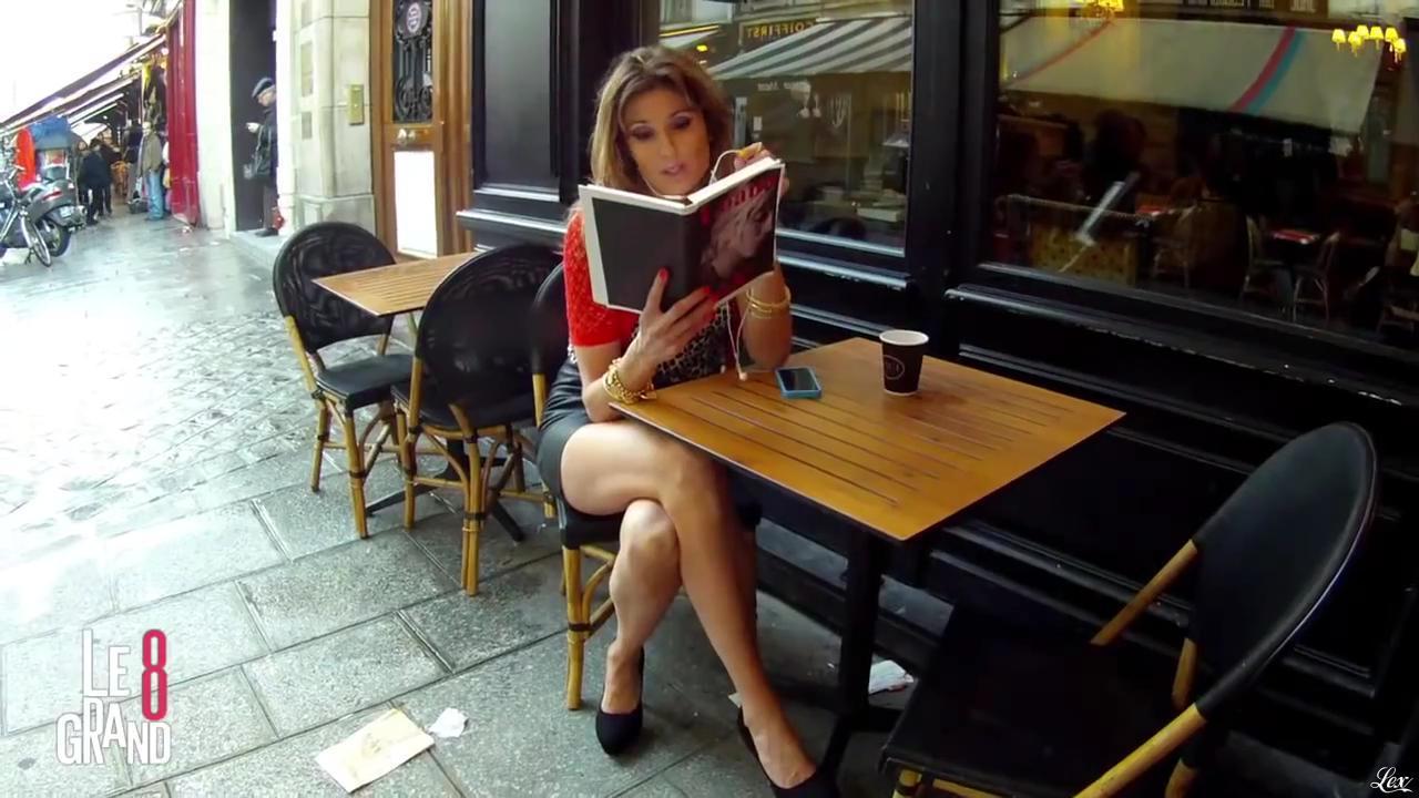 Caroline Ithurbide Dans Le Grand 8 11 03 14 14