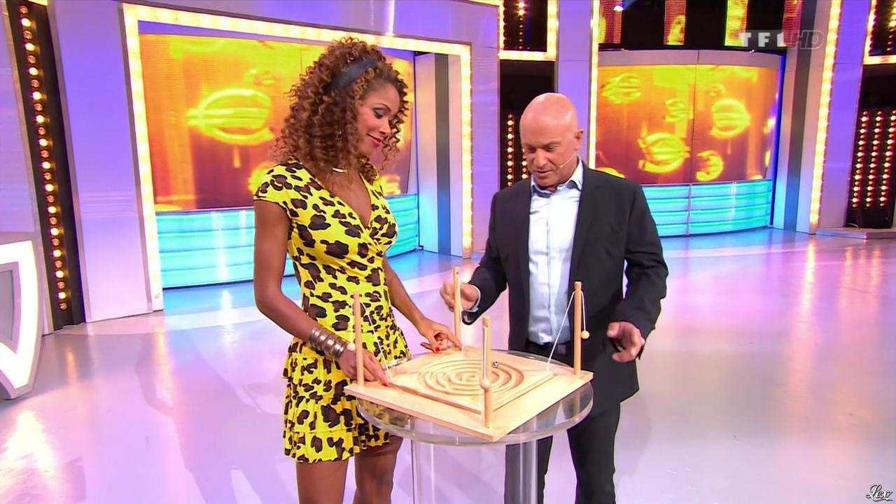 Doris Rouesne dans le Juste Prix. Diffusé à la télévision le 29/08/13.