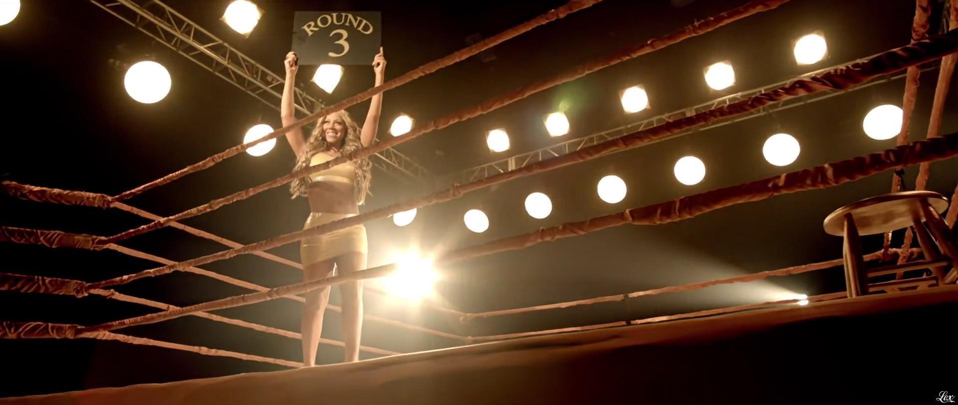 Mariah Carey dans Triumphant. Diffusé à la télévision le 04/11/14.