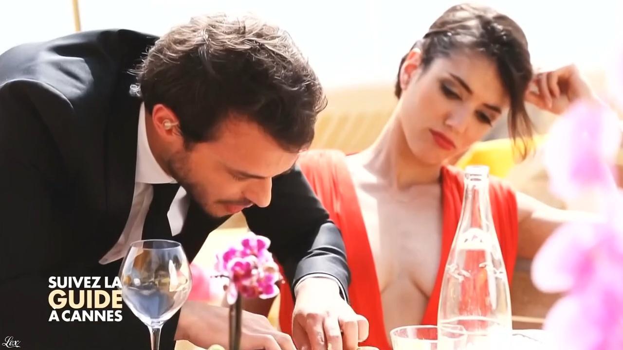 Vanessa Guide dans Suivez la Guide à Cannes. Diffusé à la télévision le 14/05/15.
