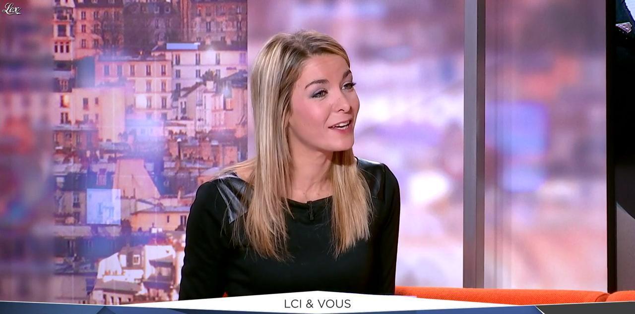 Anne Chloé Bottet dans LCI et Vous. Diffusé à la télévision le 24/10/16.