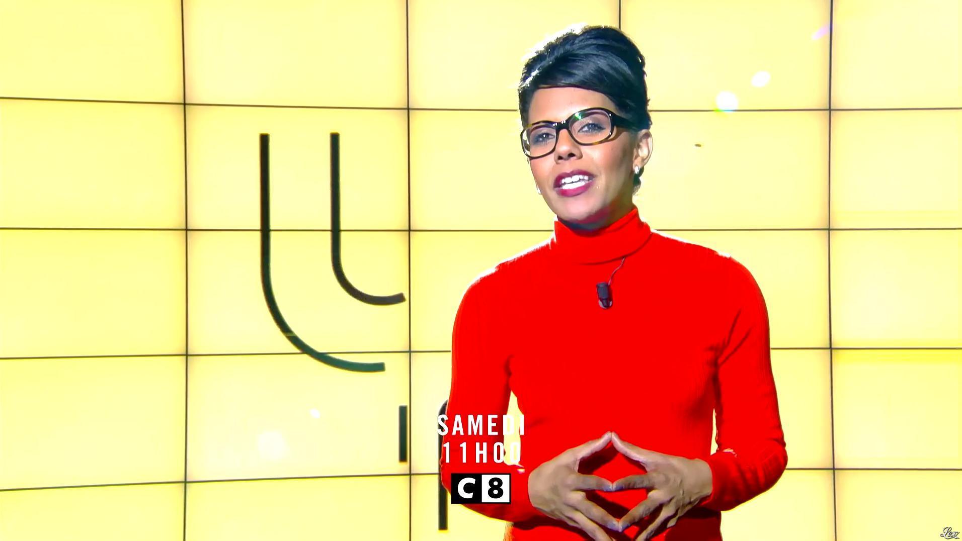 Audrey Pulvar dans Bande Annonce de Popup. Diffusé à la télévision le 02/12/16.