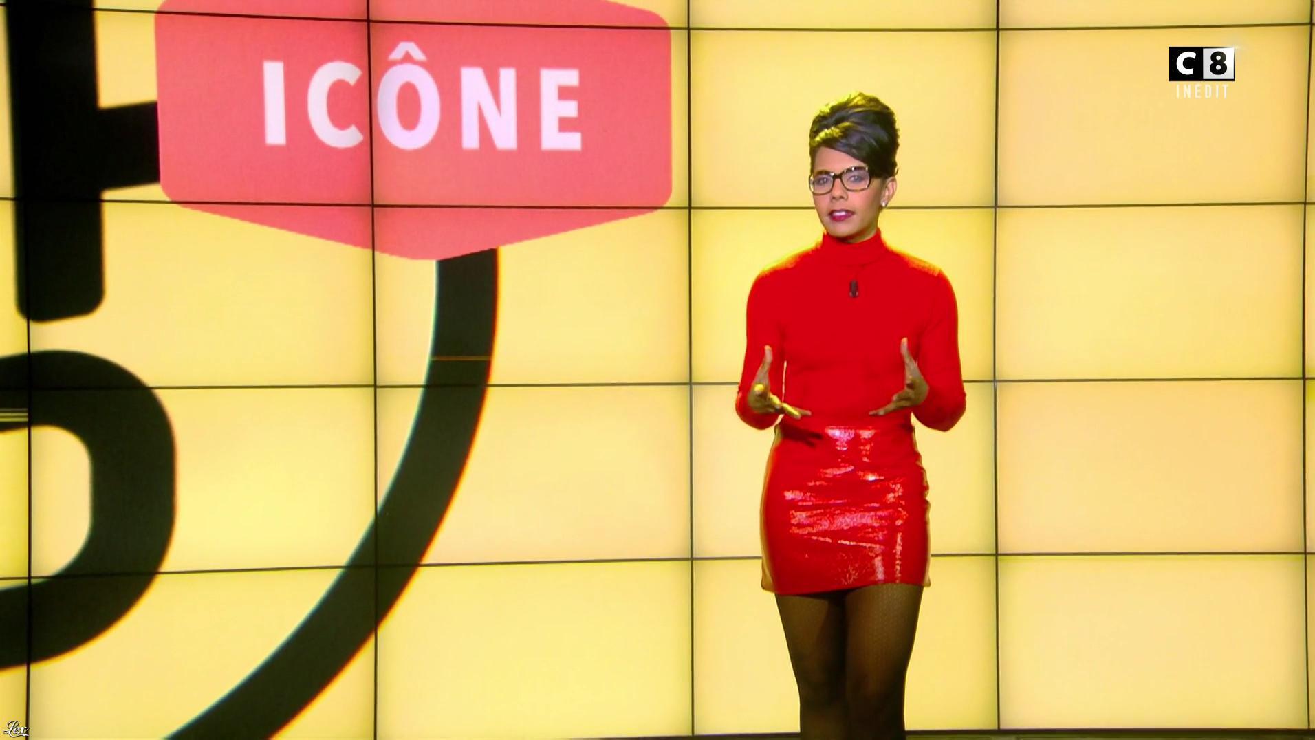 Audrey Pulvar dans Popup. Diffusé à la télévision le 03/12/16.