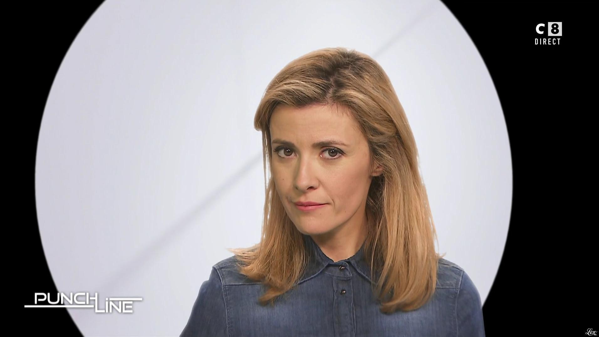 Elisabeth Bost dans Punchline. Diffusé à la télévision le 06/11/16.