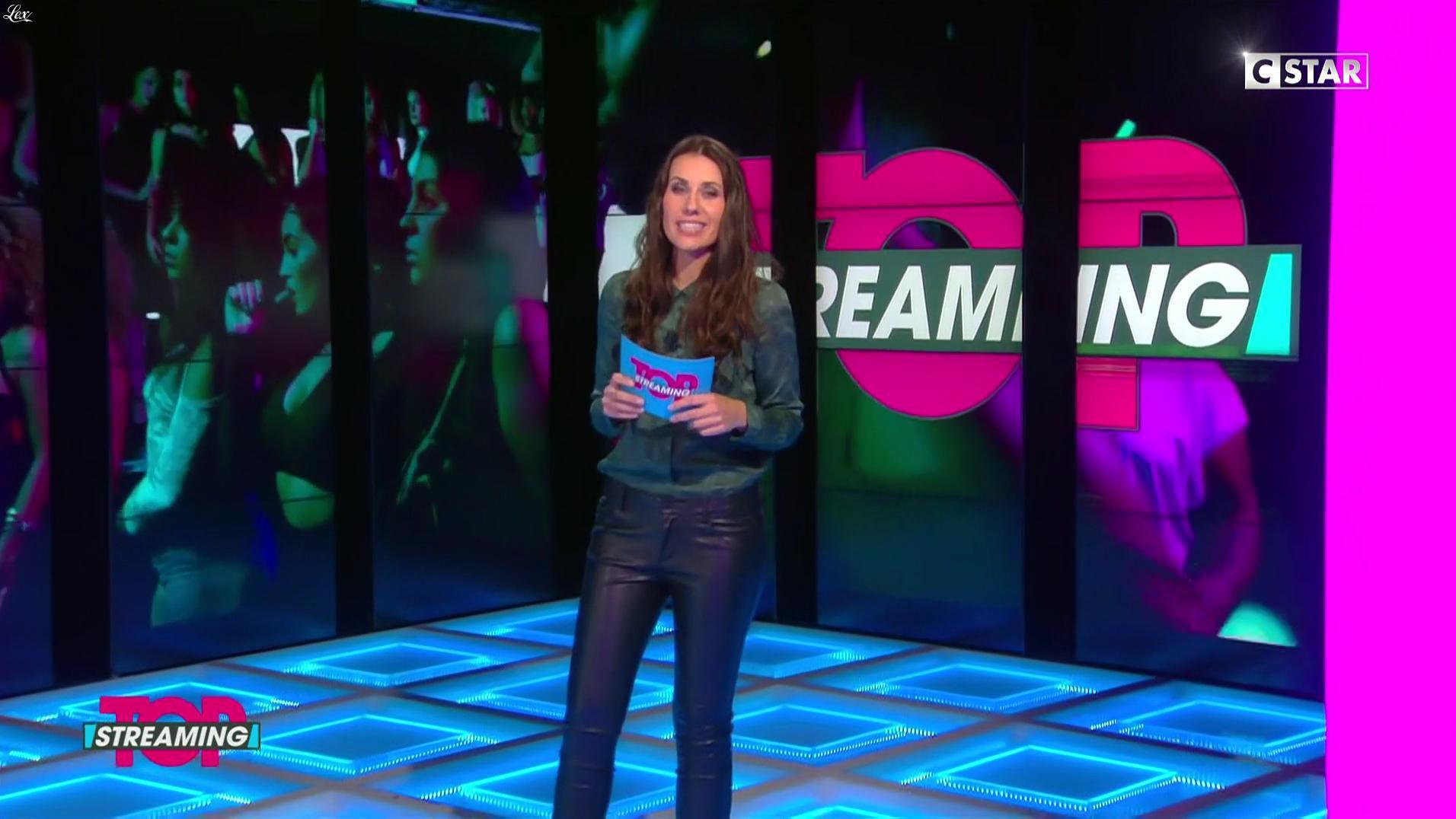 Jessie Claire dans Top Streaming. Diffusé à la télévision le 07/12/16.