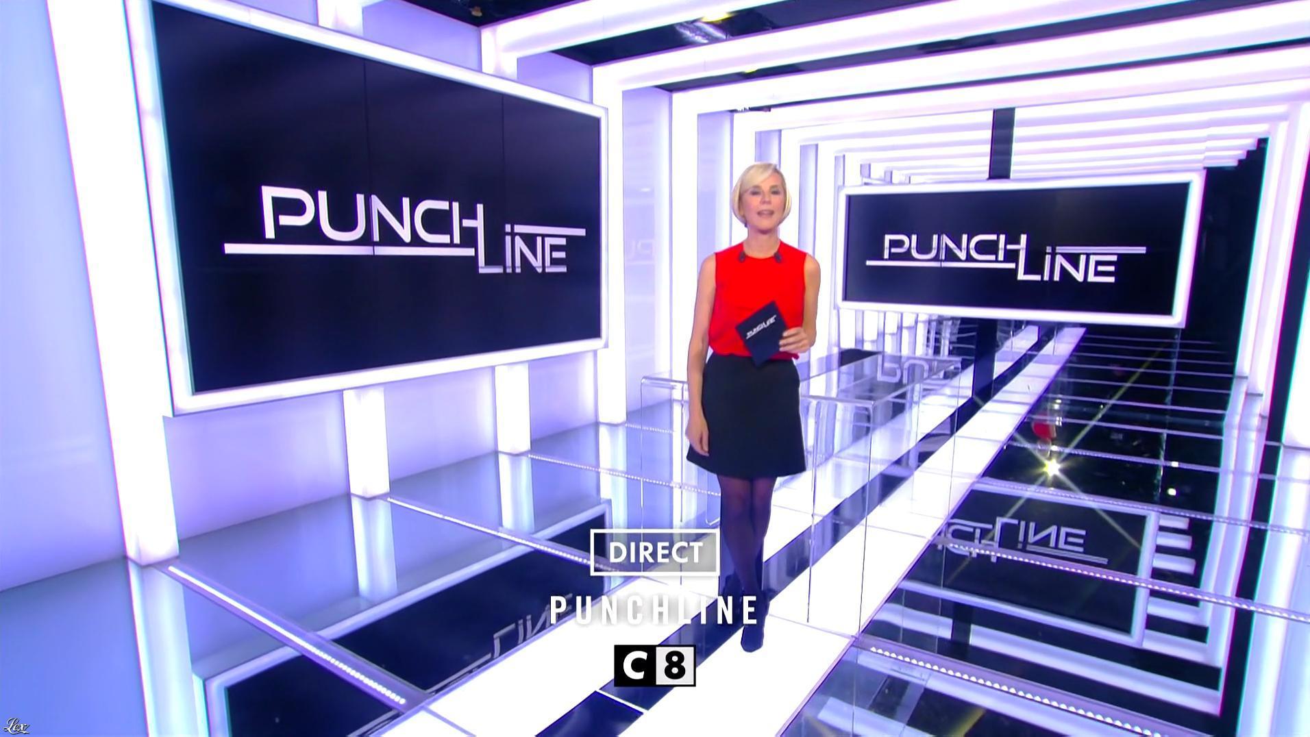 Laurence Ferrari dans Bande Annonce de Punchline. Diffusé à la télévision le 02/12/16.