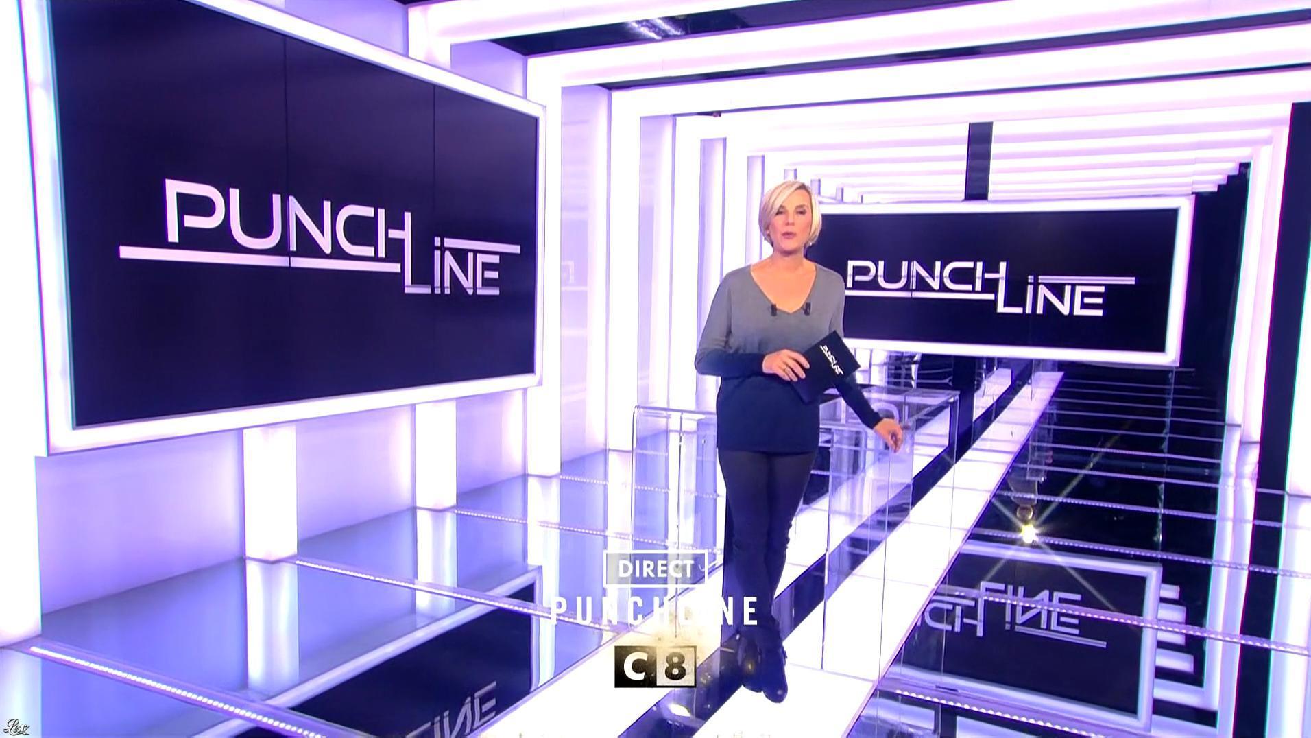Laurence Ferrari dans Bande Annonce de Punchline. Diffusé à la télévision le 09/12/16.