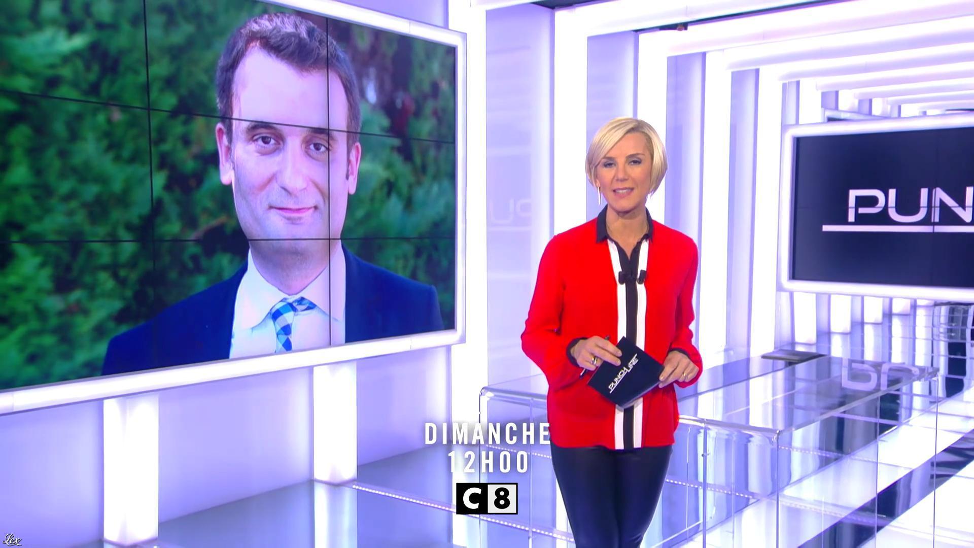 Laurence Ferrari dans Bande Annonce de Punchline. Diffusé à la télévision le 26/11/16.