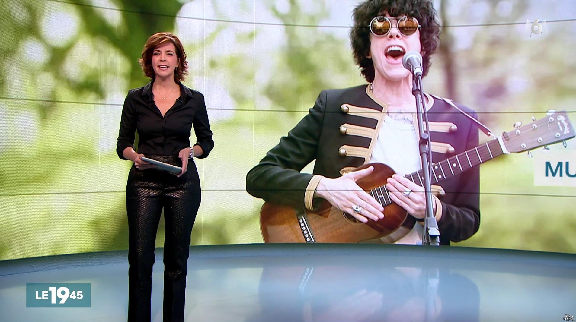 Nathalie Renoux dans le 19 45. Diffusé à la télévision le 09/12/16.