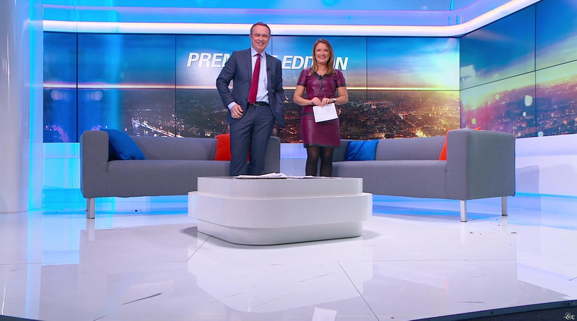 Pascale De La Tour Du Pin @ Première Edition 01/11/16