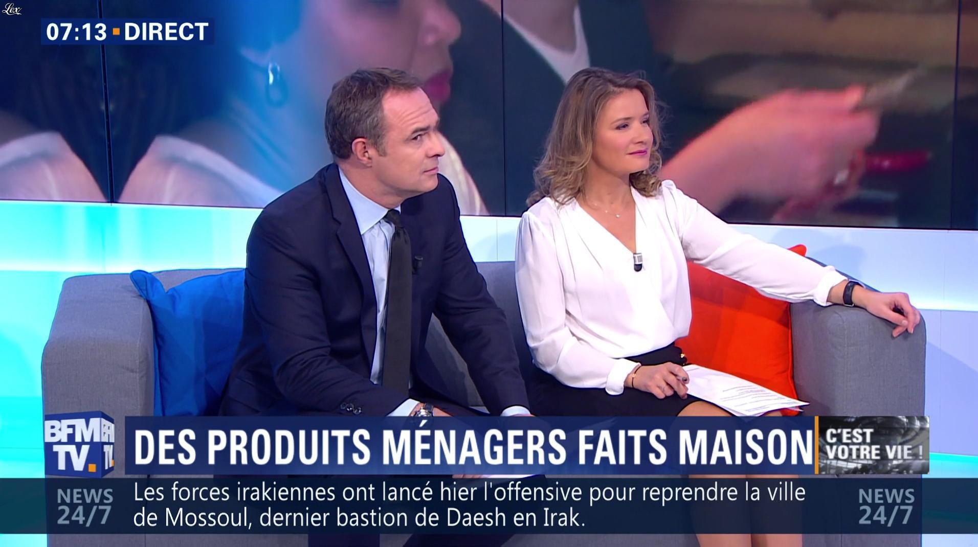 Pascale De La Tour Du Pin dans Première Edition. Diffusé à la télévision le 18/10/16.