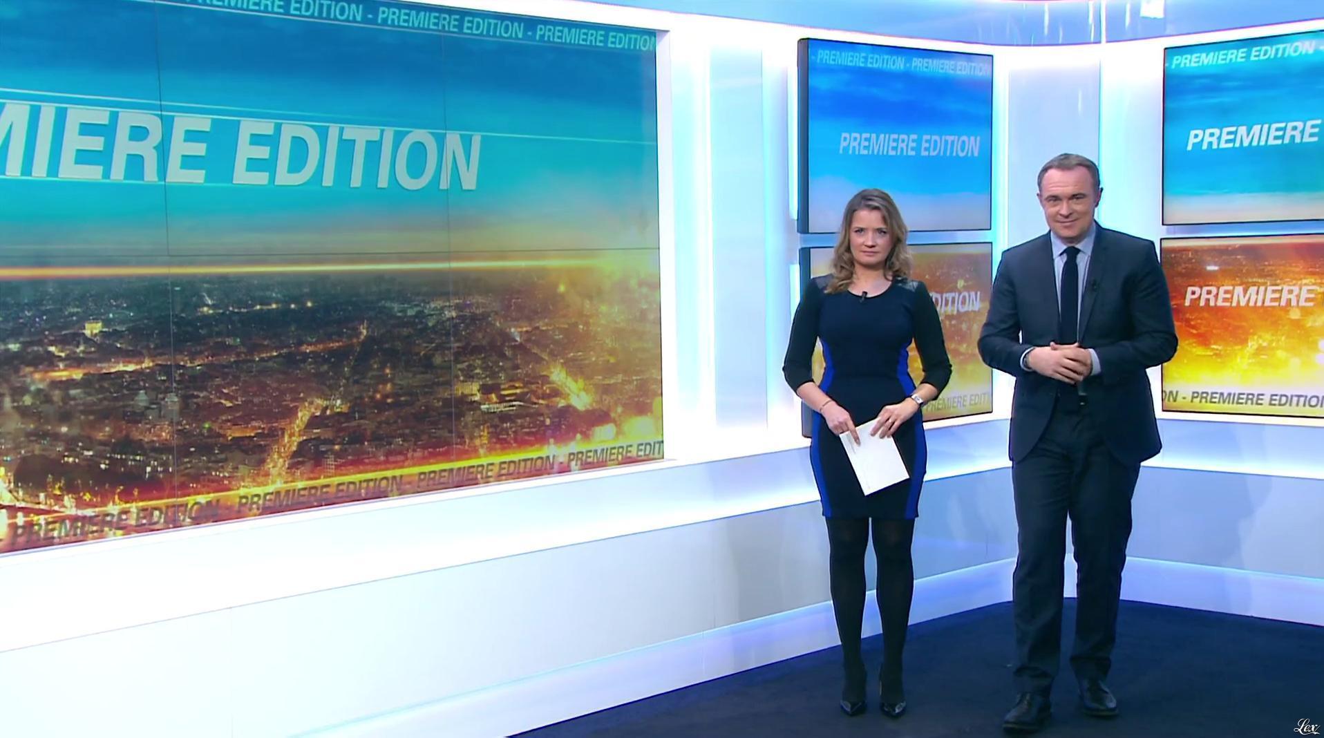Pascale De La Tour Du Pin dans Première Edition. Diffusé à la télévision le 22/11/16.
