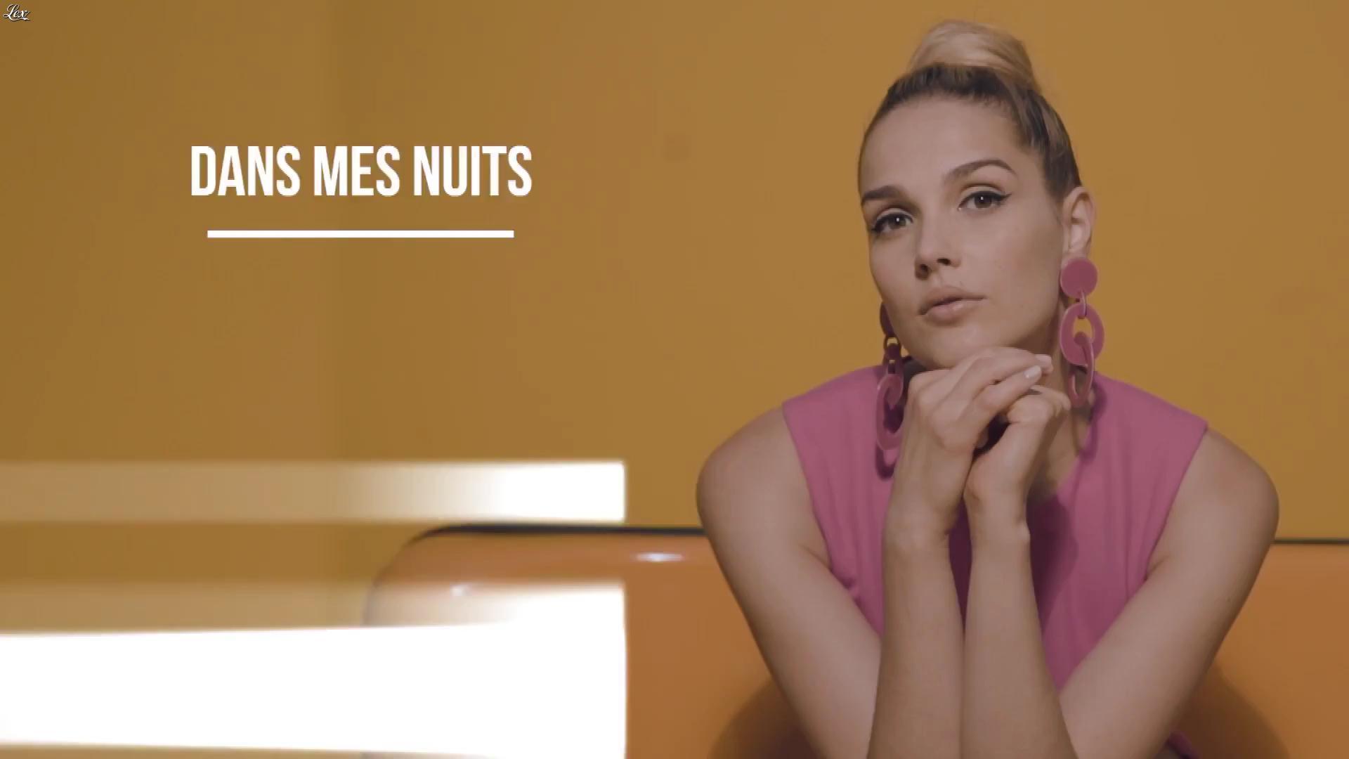 Camille Lou dans Self Control. Diffusé à la télévision le 15/09/17.