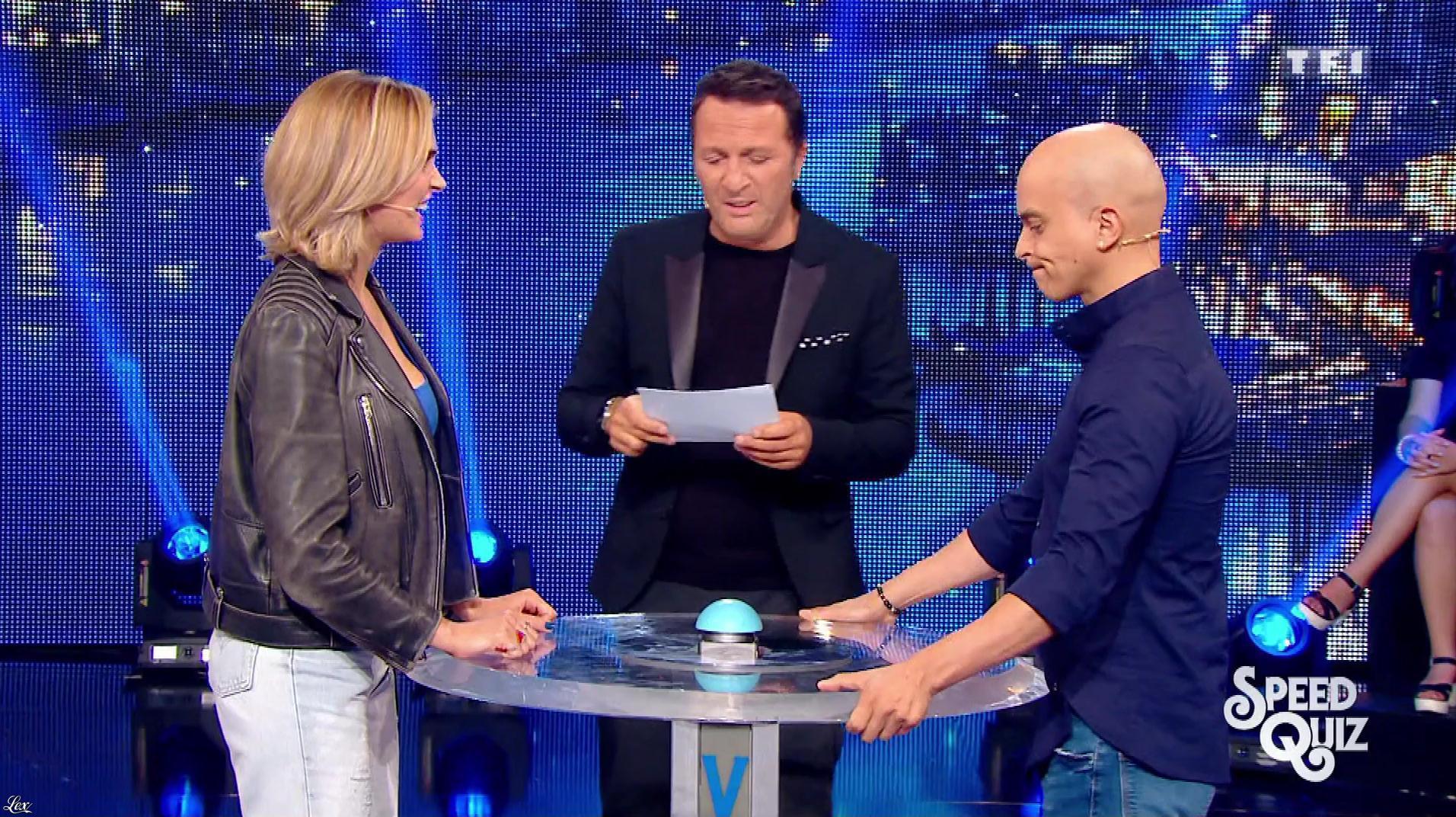 Camille Lou dans Vendredi, Tout Est Permis. Diffusé à la télévision le 10/02/17.