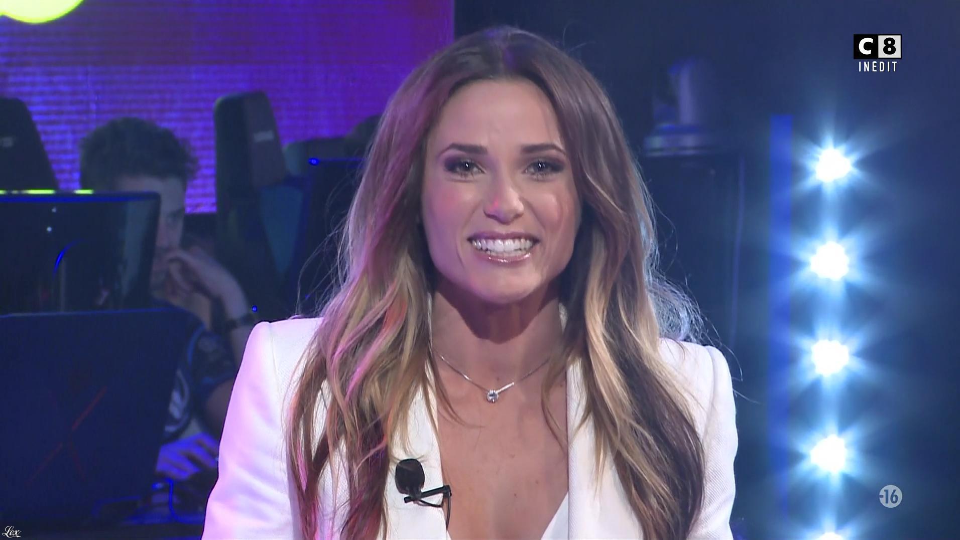 Capucine Anav dans E Sports European League. Diffusé à la télévision le 25/09/17.