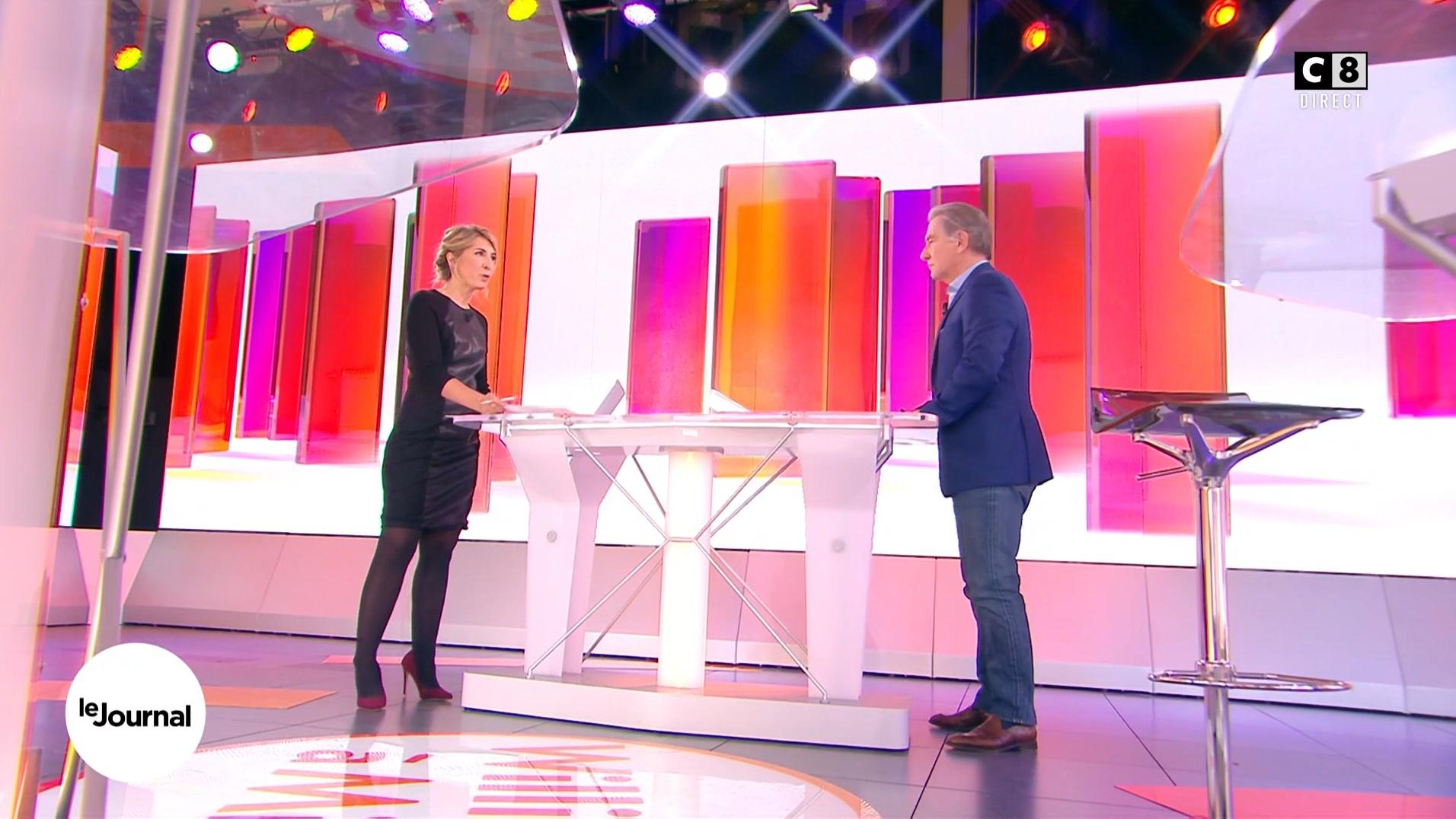 Caroline Delage dans William à Midi. Diffusé à la télévision le 21/09/17.