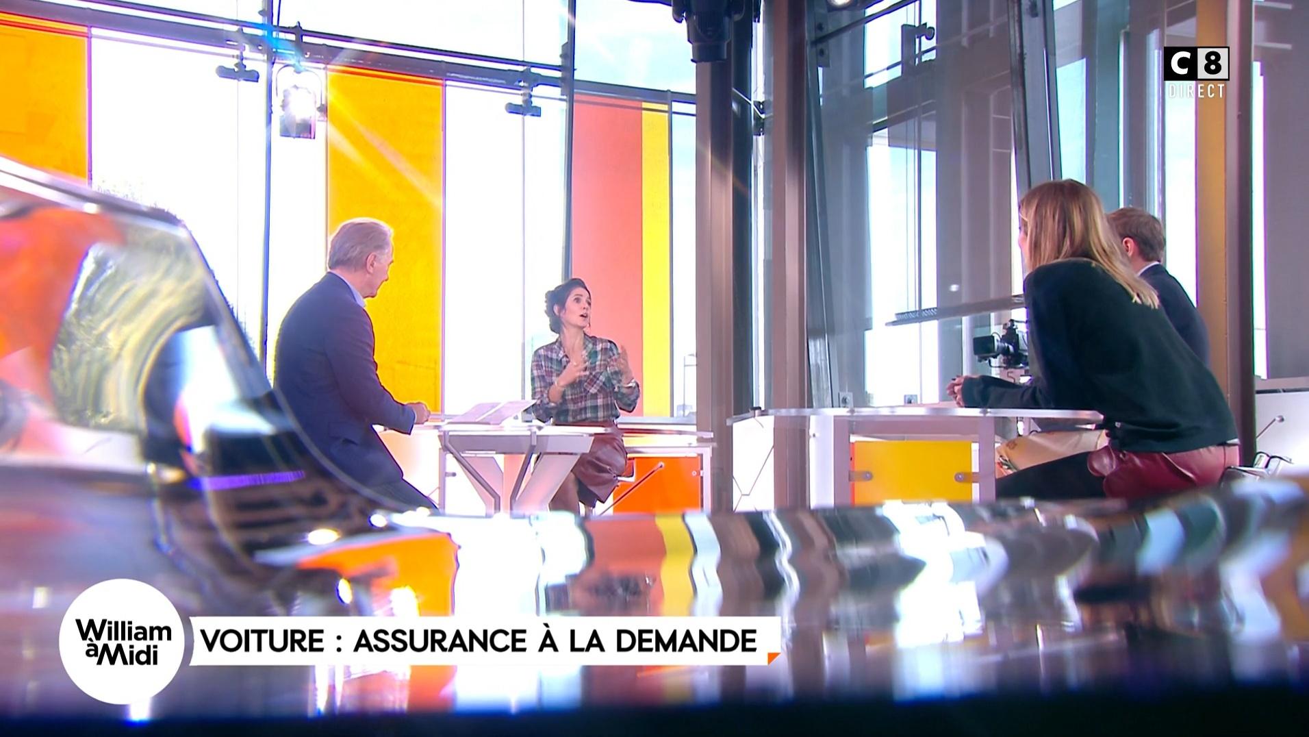 Caroline Ithurbide et Caroline Munoz dans William à Midi. Diffusé à la télévision le 21/09/17.