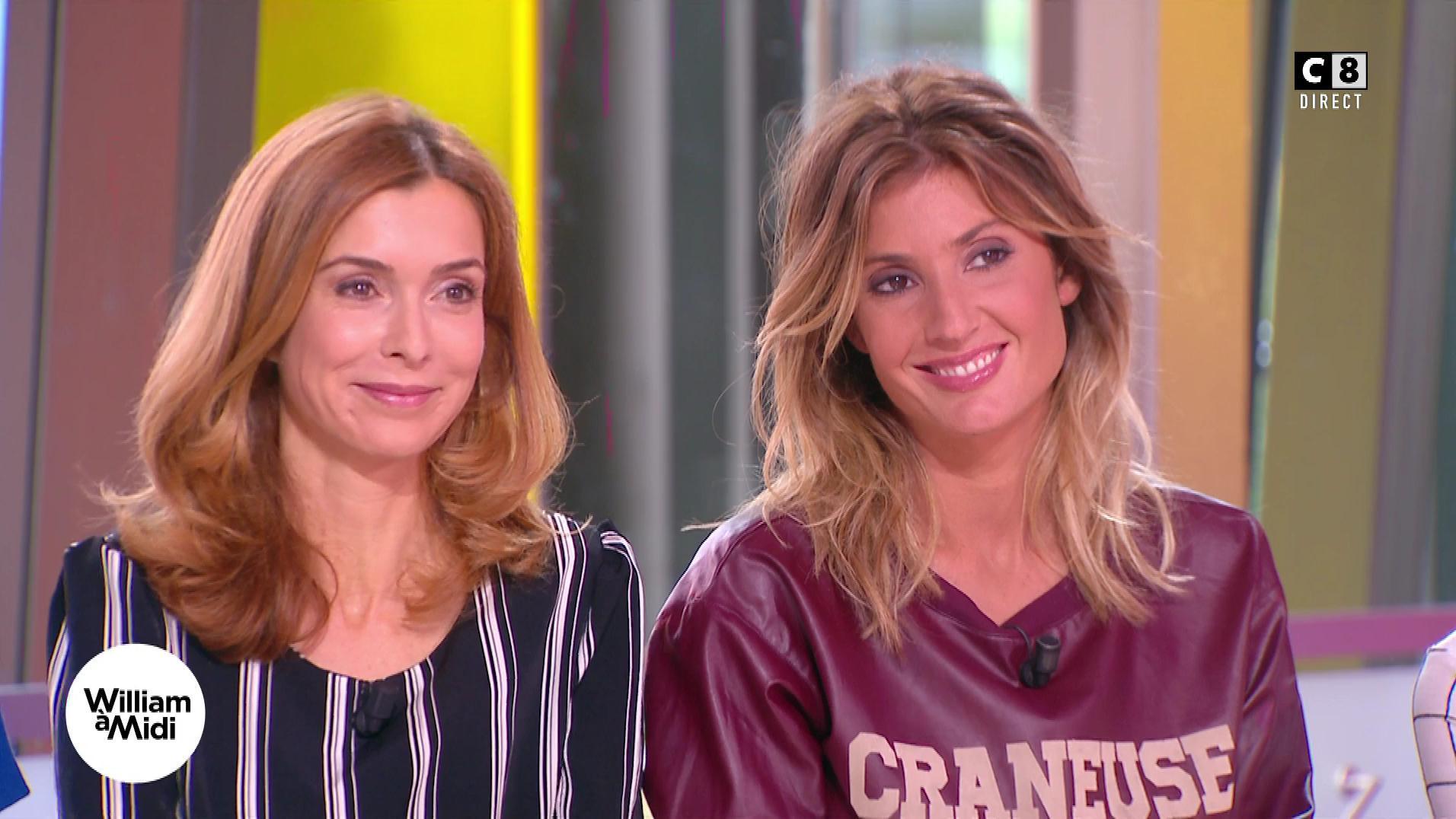 Caroline Ithurbide et Véronique Mounier dans William à Midi. Diffusé à la télévision le 28/09/17.
