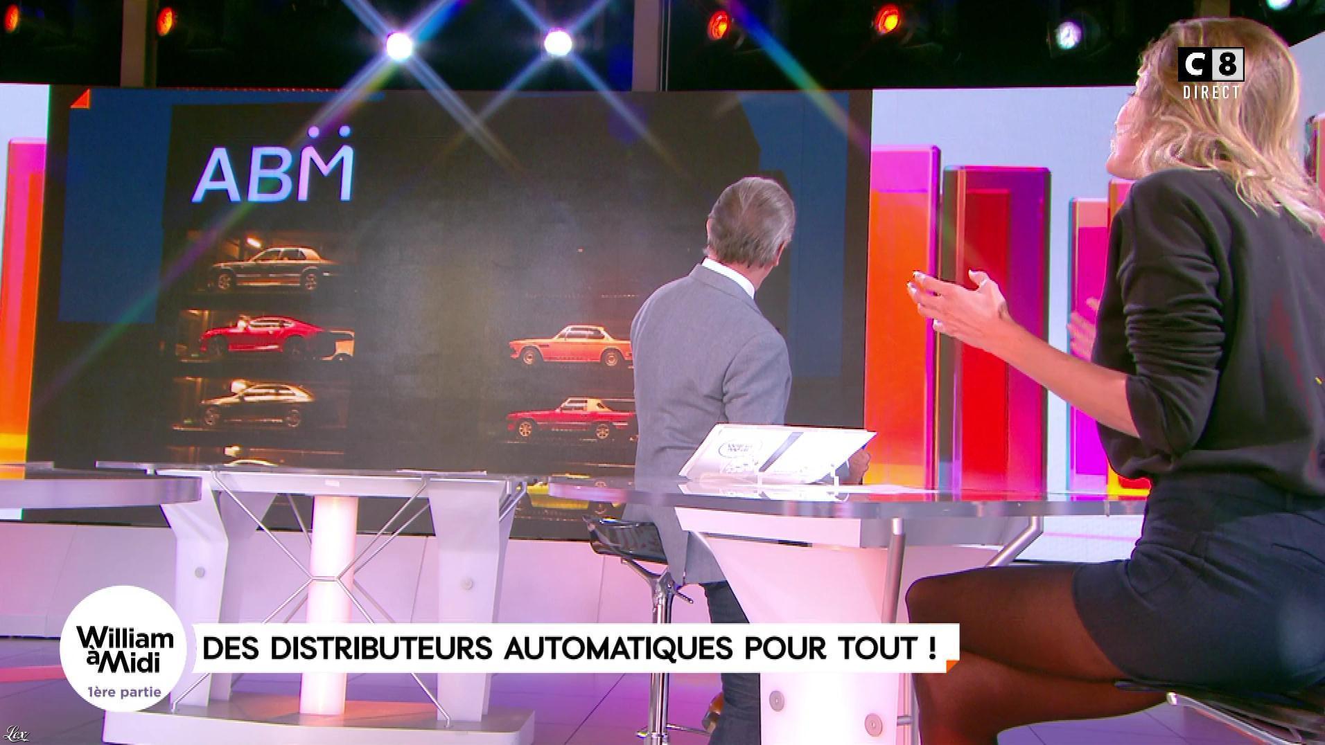 Caroline Ithurbide dans William à Midi. Diffusé à la télévision le 16/10/17.