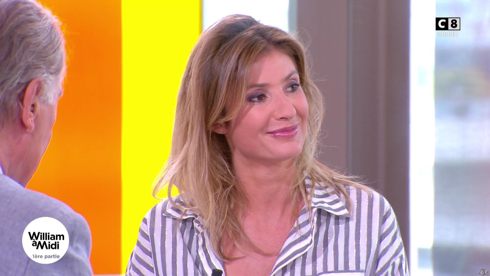 Caroline Ithurbide dans William à Midi. Diffusé à la télévision le 18/10/17.