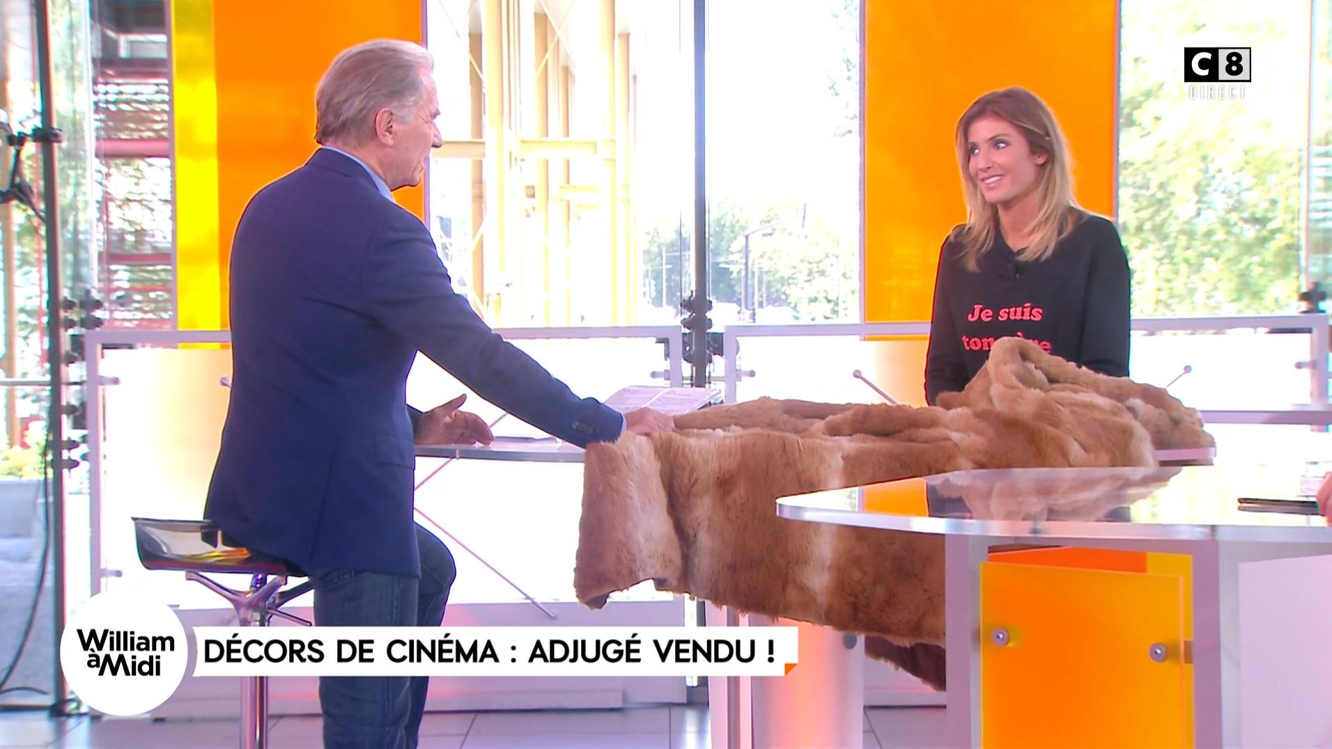 Caroline Ithurbide dans William à Midi. Diffusé à la télévision le 21/09/17.