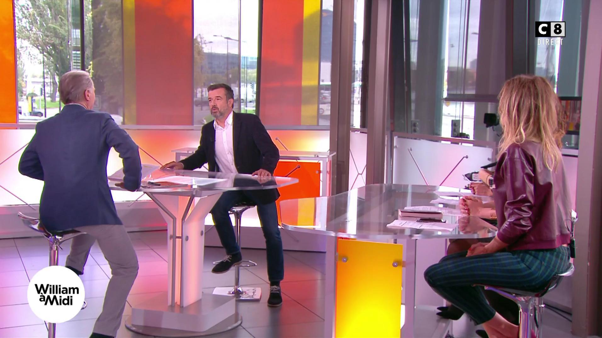 Caroline Ithurbide dans William à Midi. Diffusé à la télévision le 28/09/17.